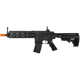 Double Eagle M804A2 LPEG Airsoft Gun w/ Red Dot Sight - BLACK