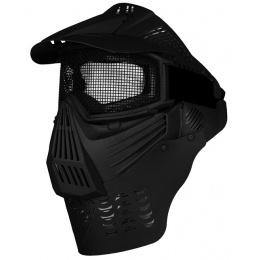 G-Force KING Elite Full Face Extended Mesh Face Mask w/ Visor