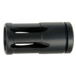 ICS MG-11 Airsoft Gun External Upgrade Parts Flash Hider - BLACK