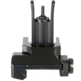 DBoys PDW Flip-Up / Flip-Down Airsoft Front Iron Sight
