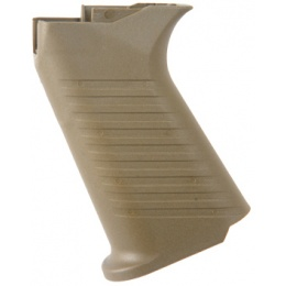 ICS MI-40 Motor Grip for Sig 552 w/Ergonomic Design - Dark Earth