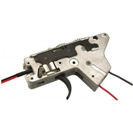 ICS M4 Lower Gearbox Shells w/Front Wired and Trigger Assembly