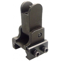 ICS Flip Up Front Iron Sights w/Adjustable Post