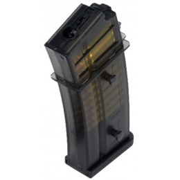 DBoys 50 Round G36 Low-Cap AEG Airsoft Magazine - BLACK