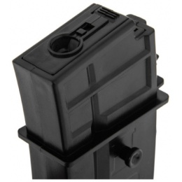 DBoys 470rd Hi-Cap AEG Magazine w/ Wind Up Wheel Design - BLACK