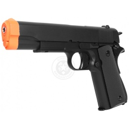 300 FPS STTI Full Size Semi-Automatic M1911 Gas Repeater Pistol