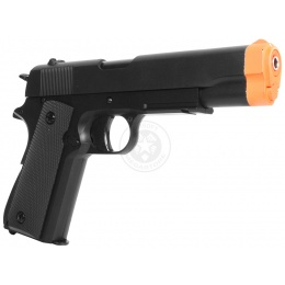 300 FPS STTI Full Size Semi-Automatic M1911 Gas Repeater Pistol
