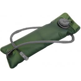 Lancer Tactical Airsoft 3 Liter Insulated Hydration Bladder w/ Bite Valve - ACU