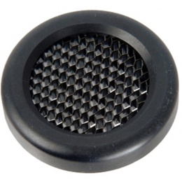 Lancer Tactical Airsoft Kill Flash for Red Dot Scope w/ Wire Mesh - BLACK