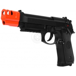 KJW SIG3 M9 Tactical XL Gas Blowback Airsoft Pistol w/ Compensator