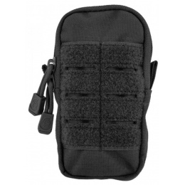 Lancer Tactical Small Enclosed M4 EMT Utility Pouch - BLACK
