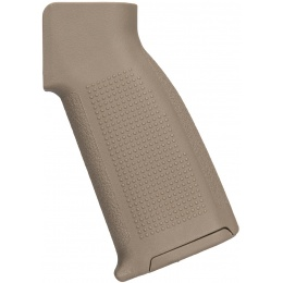 PTS Syndicate EPG-C Enhanced Polymer M4 AEG Motor Grip - TAN