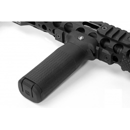 PTS Syndicate Airsoft Enhanced Polymer Vertical Foregrip - BLACK