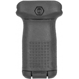PTS Syndicate Airsoft Enhanced Polymer Vertical Foregrip - SHORT - BLACK