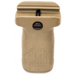 PTS Syndicate Airsoft Enhanced Polymer Vertical Foregrip - SHORT - TAN