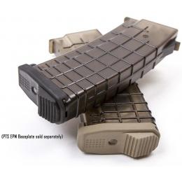 PTS Syndicate Airsoft AK Magazines Box Set - 5 Pack - CHARCOAL GREY