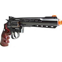WG M702 Magnum Full Metal Airsoft CO2 Revolver Pistol