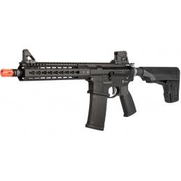 PTS Syndicate Airsoft AR-15 Mega Arms Full Metal MKM CQB GBBR - BLACK