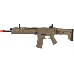 PTS Masada GBBR Airsoft Gun Gas Blowback Rifle w/ EPM Magainze - TAN