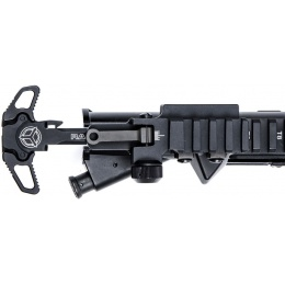 PTS Syndicate Airsoft Slide Lock Charging Handle for AXTS Raptor GBB