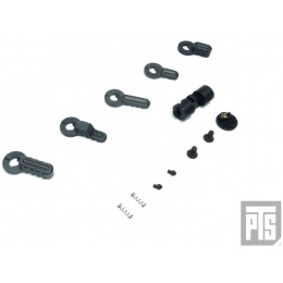 PTS Airsoft B.A.D GBBR Ambidextrous Ambi MKM Safety Selector