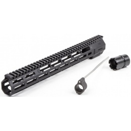 PTS Airsoft Mega Arms Simple Wedge Lock Handguard - BLACK