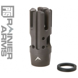 PTS Airsoft Rainier Arms XT AR15 Compensator Muzzle Flash