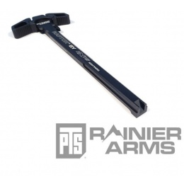 PTS Airsoft Rainier Arms Raptor Charging Handle - BLACK
