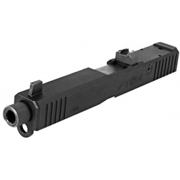 PTS Syndicate Airsoft Unity Tactical Atom Slide TM - BLACK
