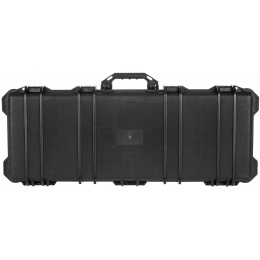 Classic Army Airsoft E044 Durable Wheeled Gun Case - BLACK