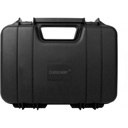 Classic Army Airsoft E096-B Durable Pistol Gun Case - BLACK