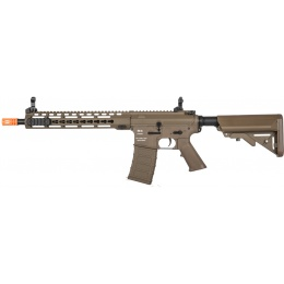 Classic Army Airsoft KM12 Skirmish line M4 AEG Rifle - DARK EARTH