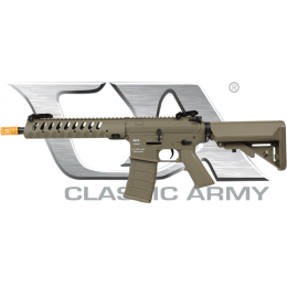 Classic Army Airsoft Delta 10 Skirmish Line M4 AEG - DARK EARTH