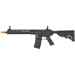 Classic Army Aitsoft  Delta 12 Skirmish Line M4 AEG Rifle - BLACK