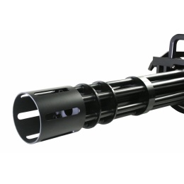 Classic Army Airsoft S009M-1 Vulcan Hybrid Powered Minigun