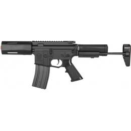 Krytac Airsoft Alpha SDP Rifle AEG Full Metal - BLACK