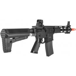 Krytac Airsoft Alpha CRB Full Metal AEG Rifle - BLACK