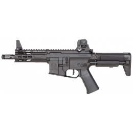Krytac Airsoft Trident MK2 PDW Rifle Full Metal AEG - BLACK