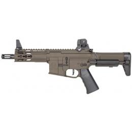 Krytac Airsoft Trident MK2 PDW Rifle Full Metal AEG - Flat Dark Earth