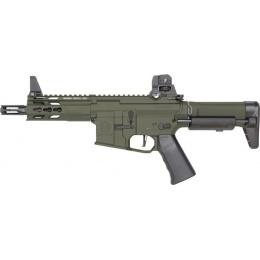 Krytac Airsoft Trident MK2 PDW Rifle Full Metal AEG - FOLIAGE GREEN