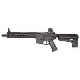 Krytac Airsoft Trident MK2 CRB Rifle Full Metal AEG - BLACK