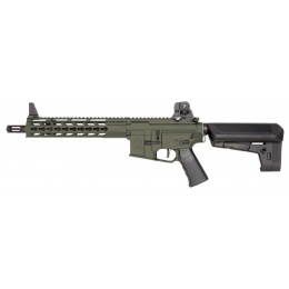 Krytac Airsoft Trident MK2 CRB Rifle Full Metal AEG - FOLIAGE GREEN