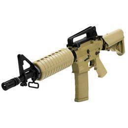 KWA Airsoft M4 AEG Limited Edition KM4 CQB Carbine Rifle - DARK EARTH