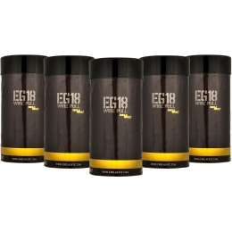 Enola Gaye Airsoft Yellow Smoke Grenade Massive Output - PACK OF 5