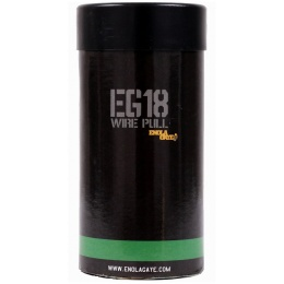 Enola Gaye Airsoft Green Smoke Grenade Massive Output - PACK OF 5