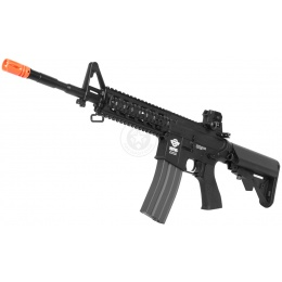 G&G Combat Machine M4 Raider Airsoft AEG Rifle - Black