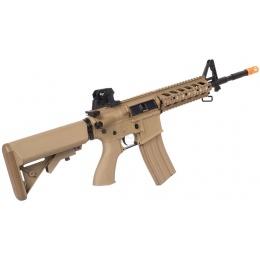 G&G Airsoft Combat Machine M4 Raider AEG Rifle - TAN