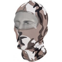 ZANheadgear Durable Nylon Stretch Balaclava - URBAN CAMO