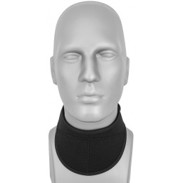 Zan Headgear Airsoft Neoprene Neck Protector - BLACK