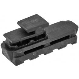 Krytac Airsoft Mono Pod Adapter Rail Battery Stock